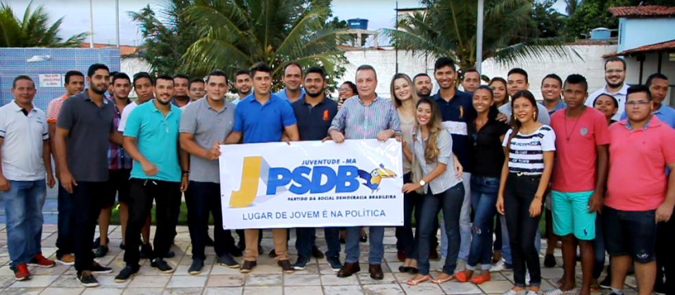 Luis Fernando participa de evento da Juventude do PSDB em Ribamar