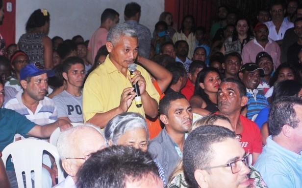 Ribamarense apresenta proposta para a melhoria do município