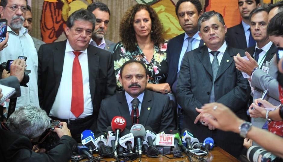 Conselho de Ética deve suspender Waldir Maranhão