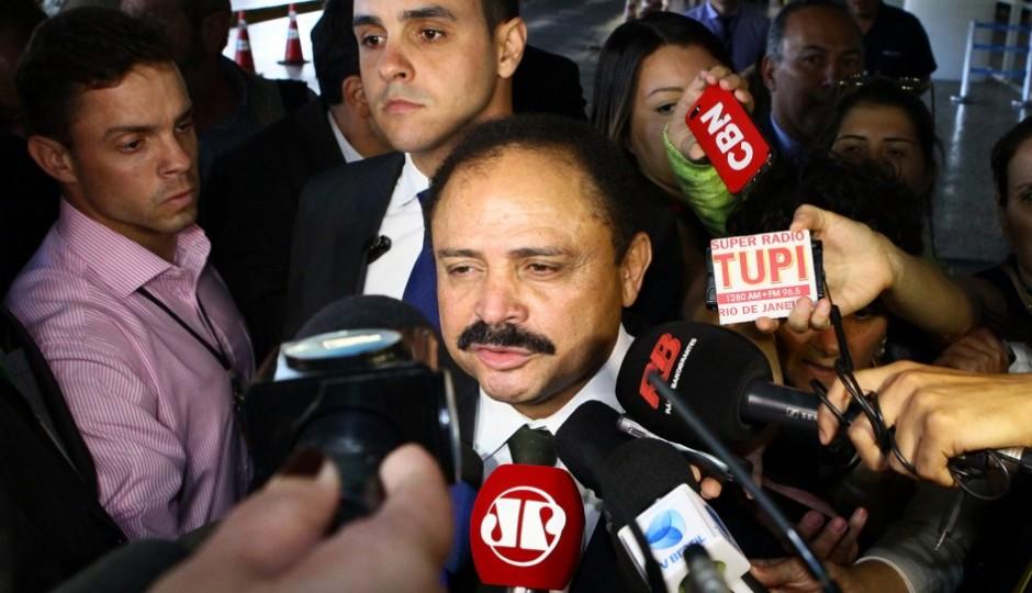 Waldir Maranhão renuncia Presidência da Câmara agora a tarde