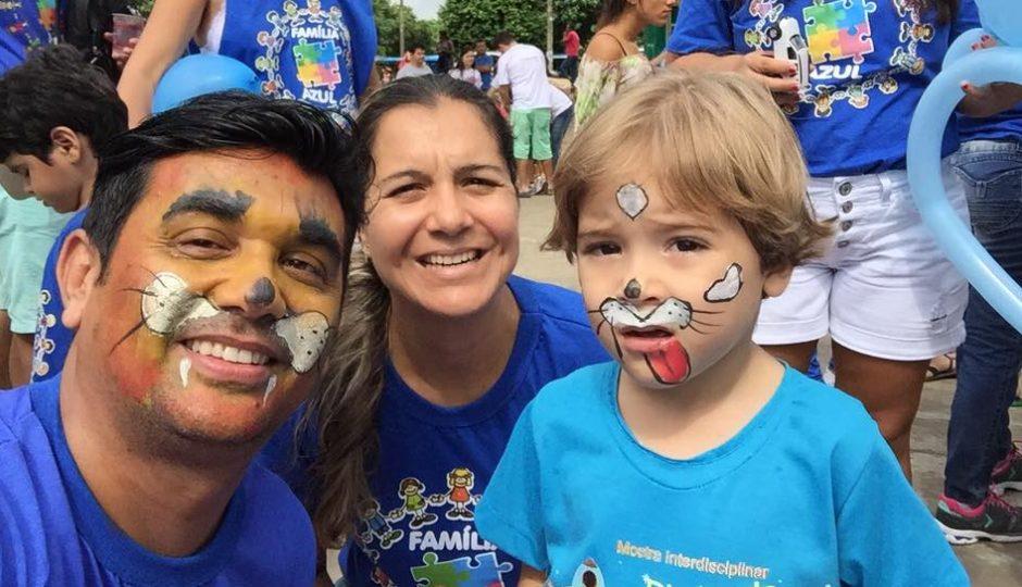 Grupo Ilha Azul critica Wellington por divulgar trabalho em defesa dos autistas