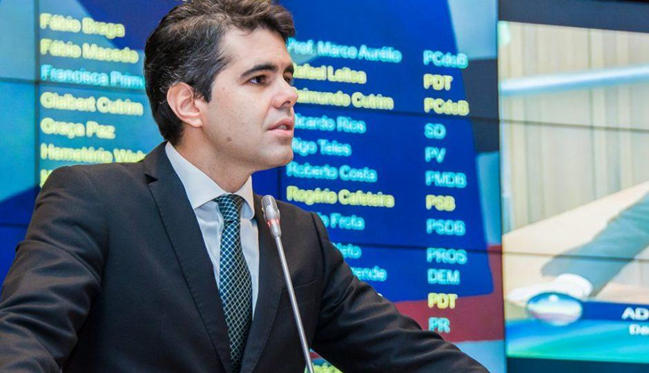 Adriano destaca ações do Ministério do Meio Ambiente no Maranhão