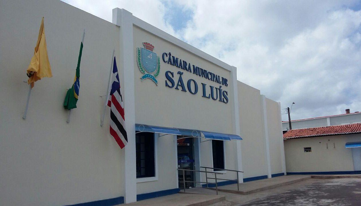 Câmara de São Luís define comissão para atuar no recesso parlamentar