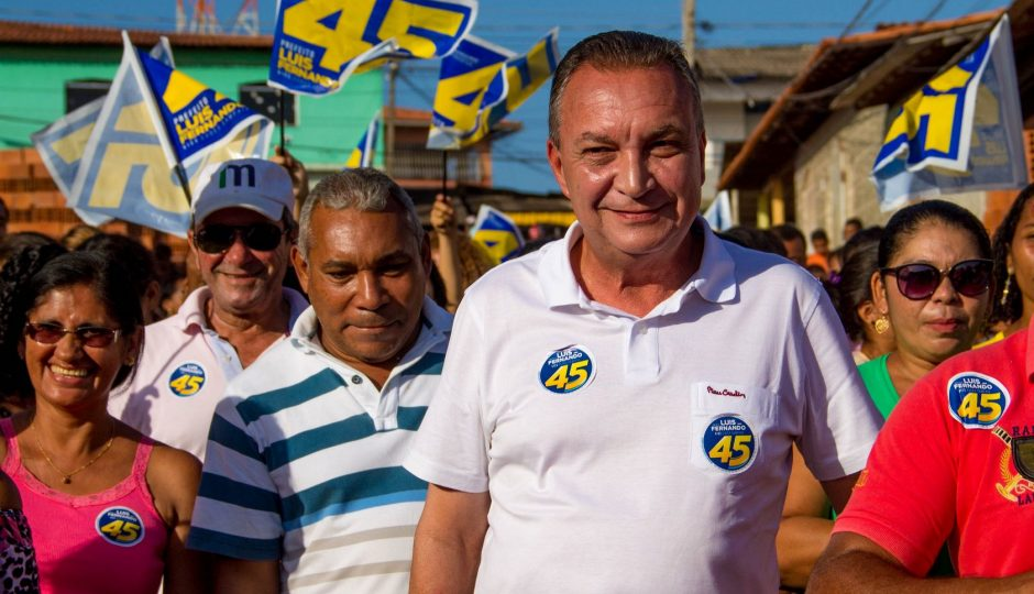 Luis Fernando defende o resgate do orgulho de ser ribamarense