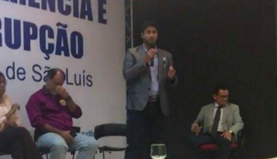 Roberto Rocha Júnior garante valorização aos servidores de carreira