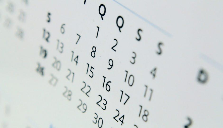 Confira o calendário de feriados dos servidores públicos do MA em 2017