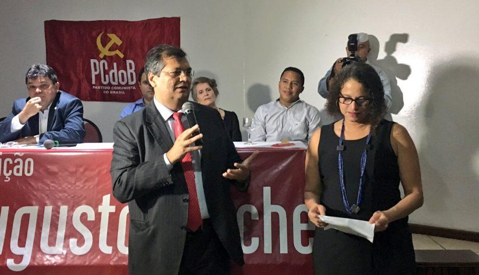 Luciana Santos diz que mantém conversas com Flávio Dino sobre disputa pelo Planalto
