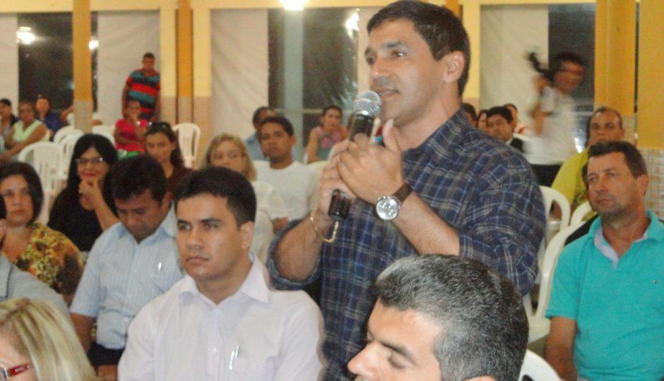 Prefeito de Fernando Falcão inicia 2017 contratando empresa de eventos