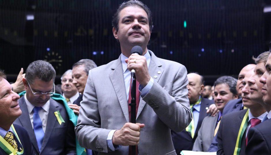 Júnior Marreca segue entre os mais faltosos na Câmara Federal