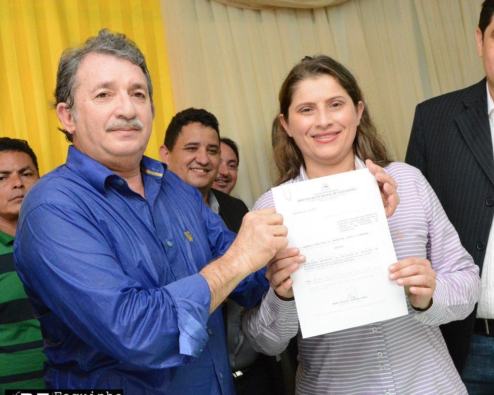 Nepotismo: em Chapadinha, Educação será comandada pela mulher de Magno Bacelar
