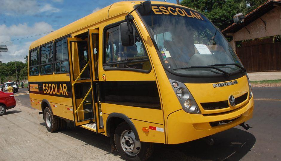 Transporte escolar é reforçado em São José de Ribamar