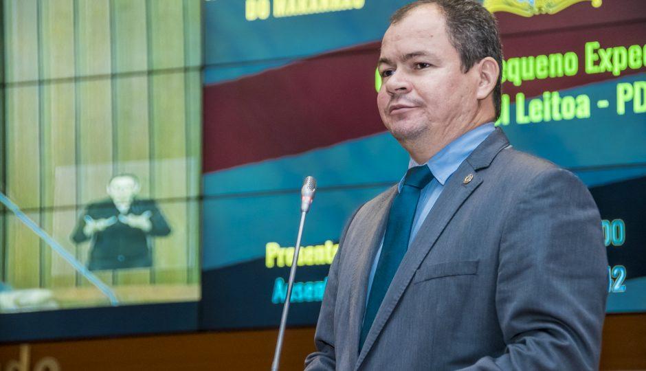 Deputados podem ser liderados por suplente pré-sal na Assembleia do MA