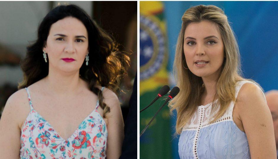 Daniela Lima se reunirá com Marcela Temer no Palácio da Alvorada