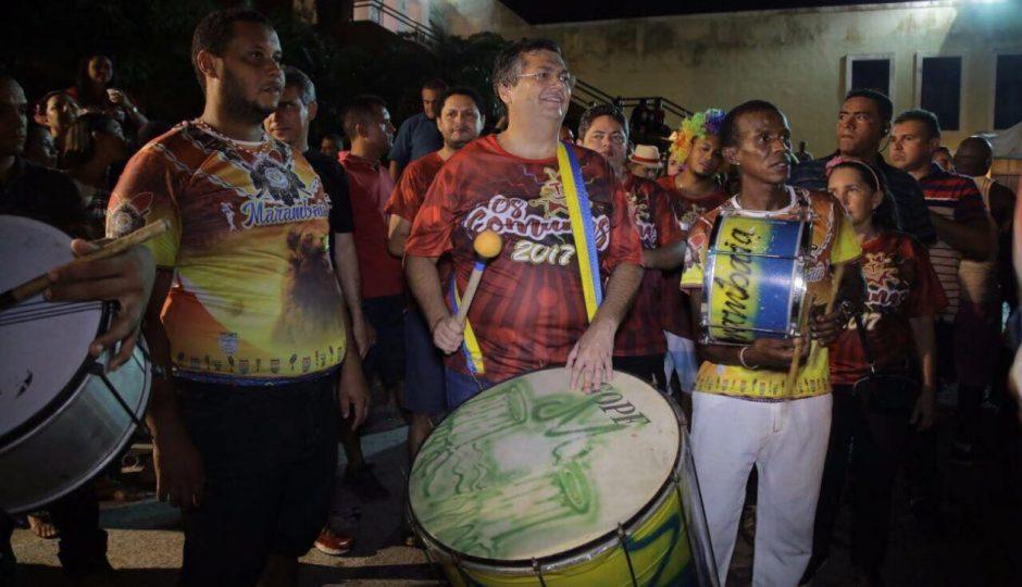 Flávio Dino antecipa pagamento de servidores para antes do Carnaval