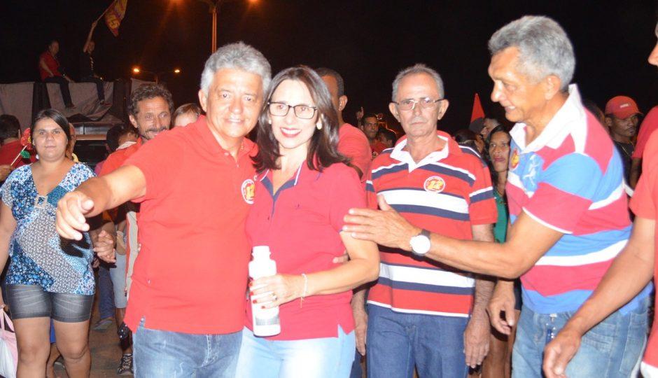 Prefeita de São João dos Patos emprega o esposo na chefia de gabinete