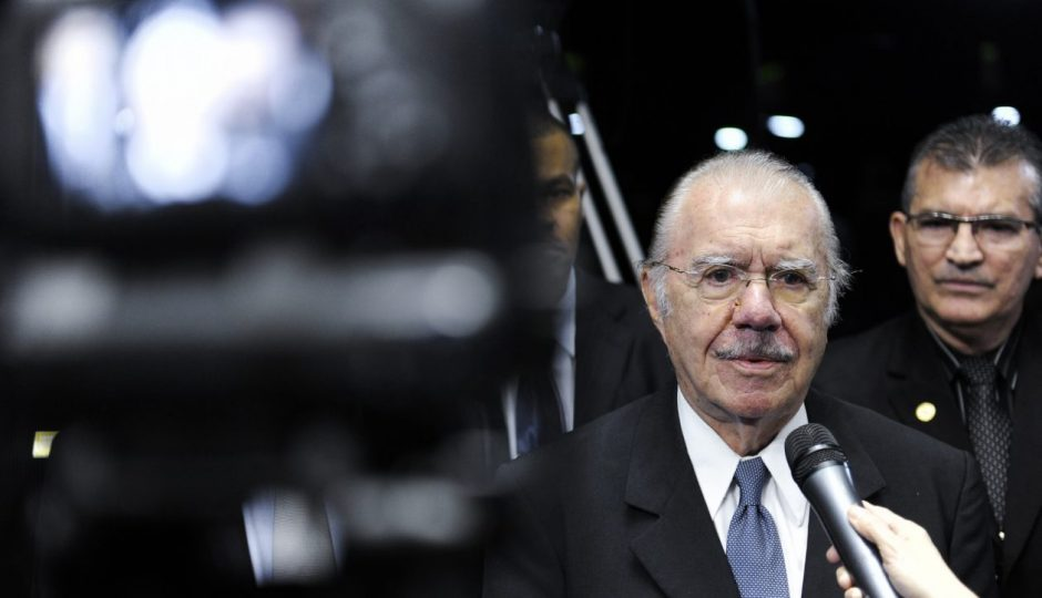 STF retira de Sérgio Moro investigação contra José Sarney