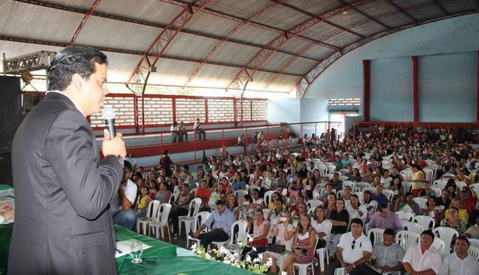 Luciano viabiliza mais R$ 2,2 milhões em emendas para Pinheiro