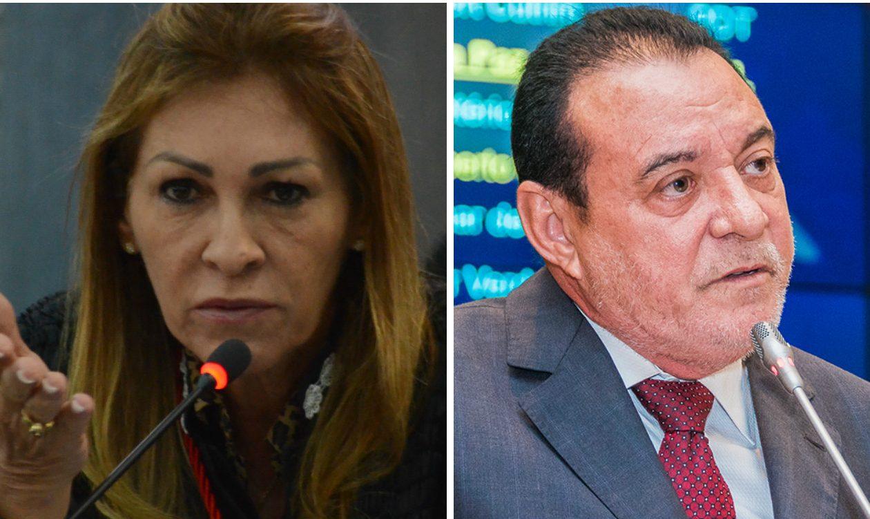 Nelma Sarney manda citar Raimundo Cutrim na AL-MA em processo criminal