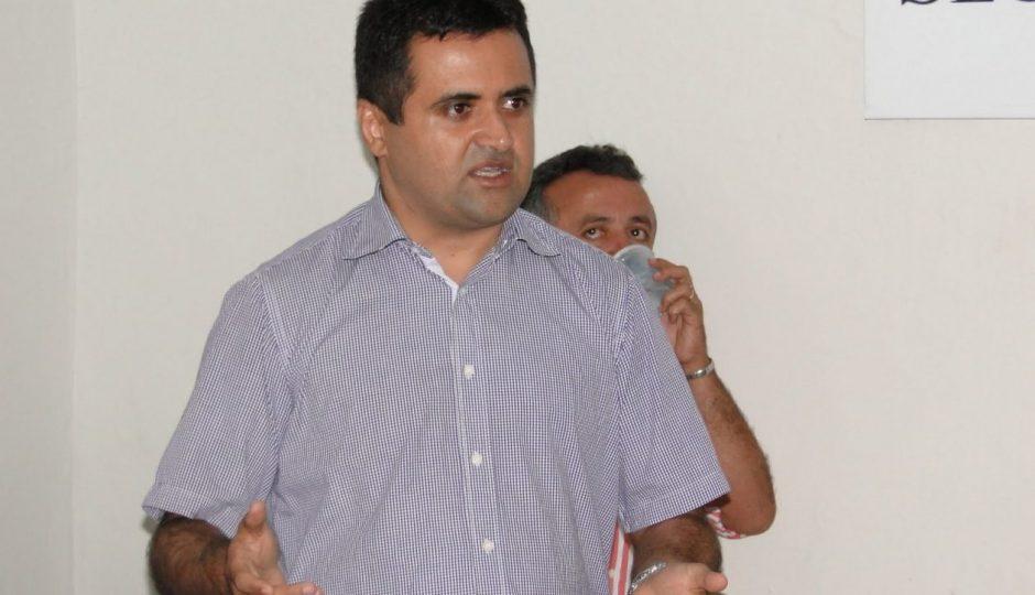 Promotoria pede afastamento e perda da função pública de Nelson Horácio