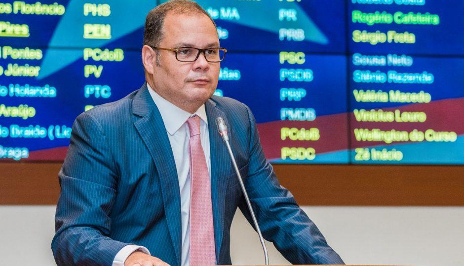 Rogério Cafeteira é reconduzido à liderança do governo na AL-MA