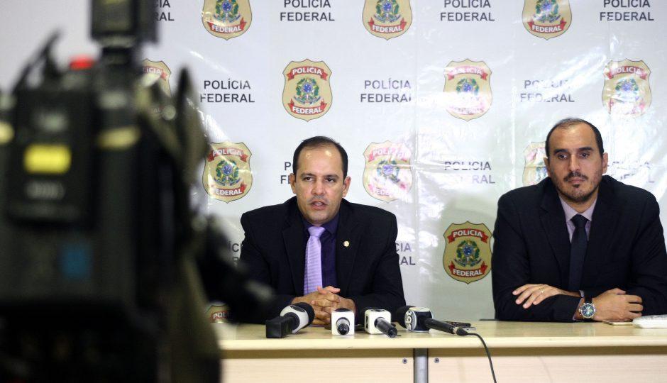 Blogueiros são alvos da PF por reproduzir release e denunciar esquema na Seap