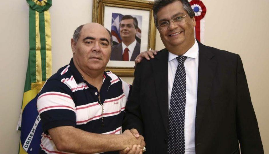 Governo e Câmara de São Luís vão estreitar relação em visita de Dino