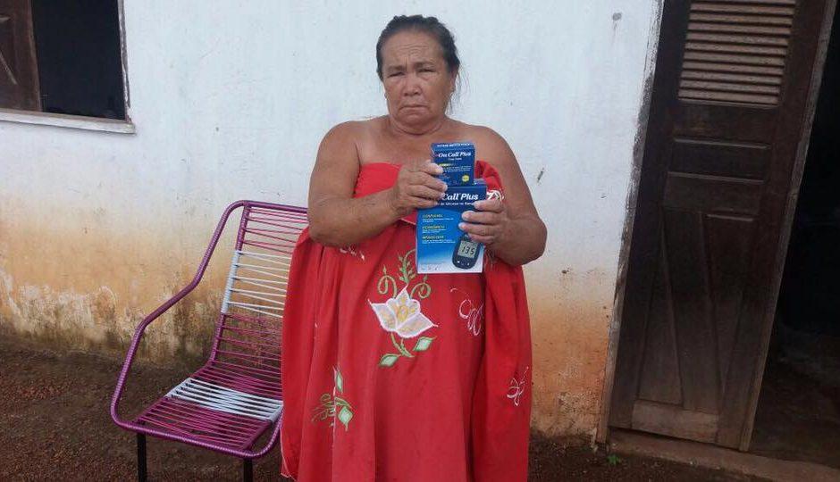 Prefeitura de Santa Rita distribui kits para diabéticos