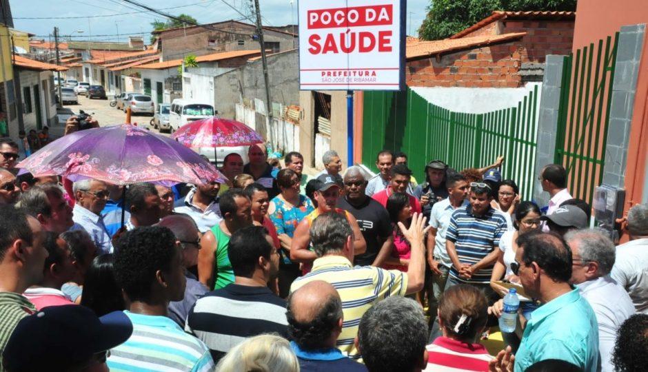 Reforma do Poço da Saúde resgata ponto turístico de São José de Ribamar
