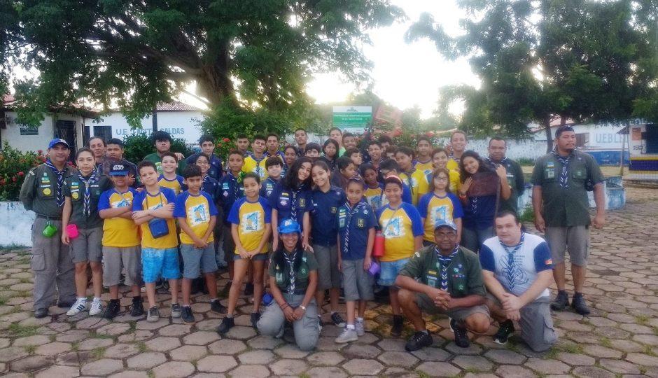 Escoteiros do MA promovem ações de cidadania na Semana do Escoteiro