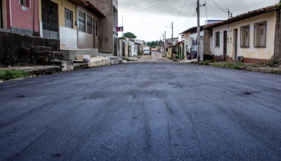 Prefeitura intensifica melhorias na infraestrutura de Ribamar