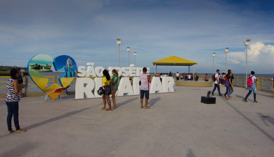 Novo Cais de São José de Ribamar atrai centenas de visitantes para a cidade