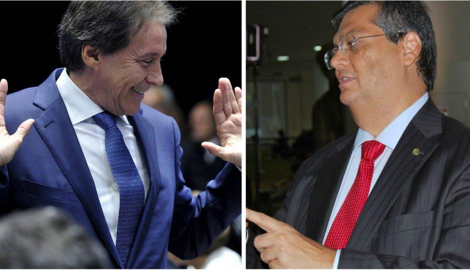 Lava Jato: presidente do Senado usa mesma defesa de Flávio Dino