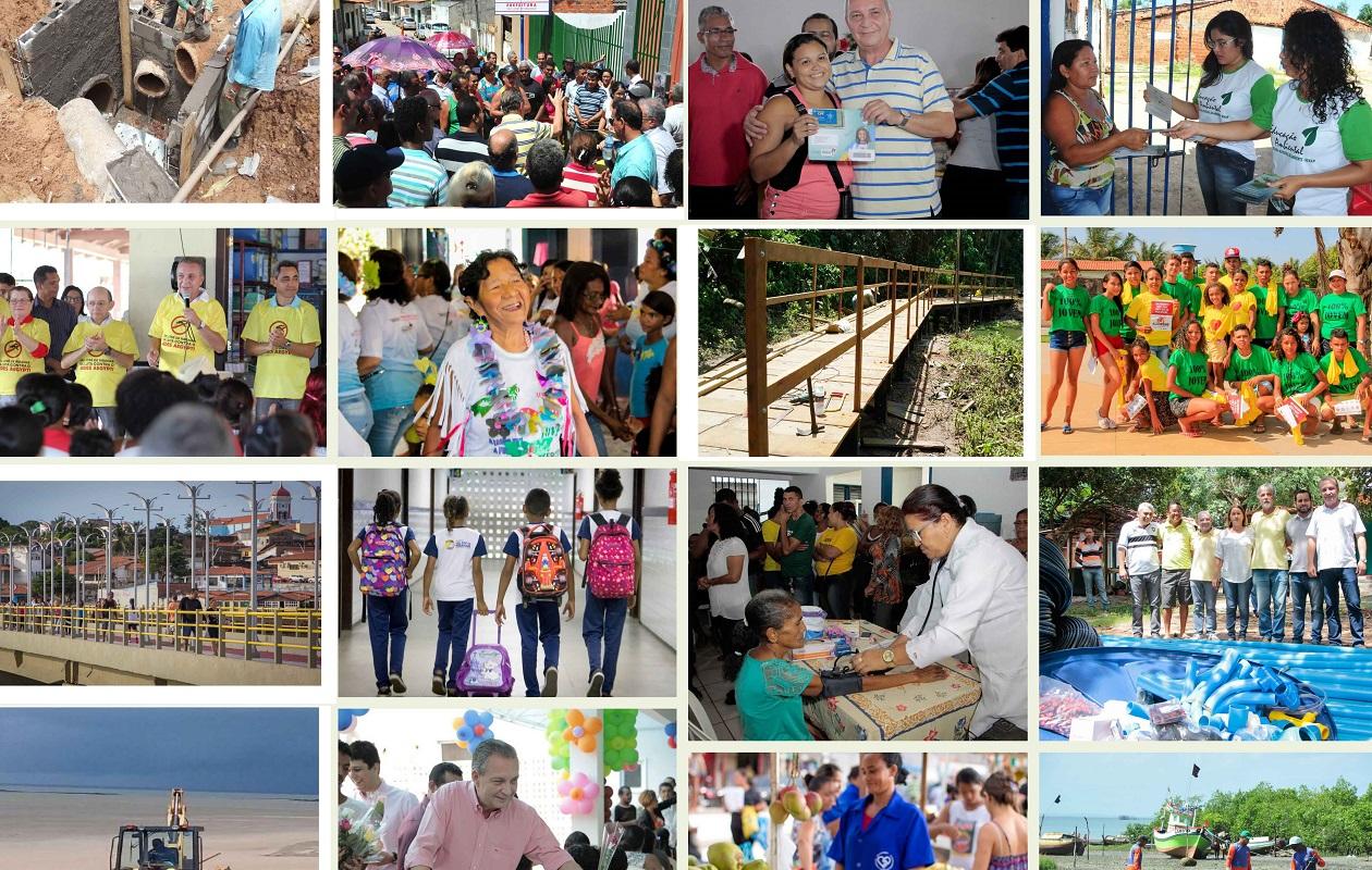 Prefeitura de Ribamar divulga balanço dos 100 dias de governo