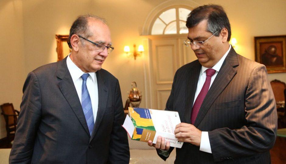 Acordão pró-Gilmar Mendes livra Sarney de Moro, mas favorece reeleição de Dino