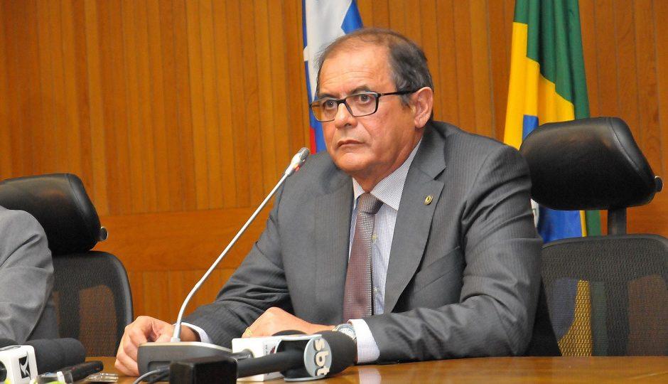 TCE julga denúncia contra Humberto Coutinho e pregoeira da Assembleia