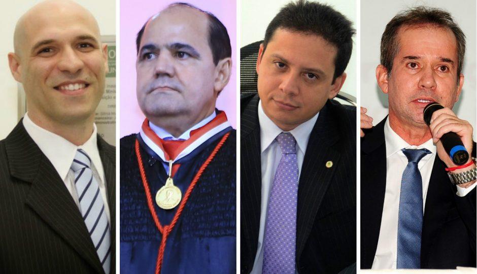 MPC, MP, PGE e Fazenda criam força-tarefa para enquadrar condenados pelo TCE