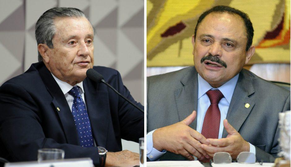Zé Reinaldo e Waldir Maranhão preparam lançamento de pré-candidatura ao Senado