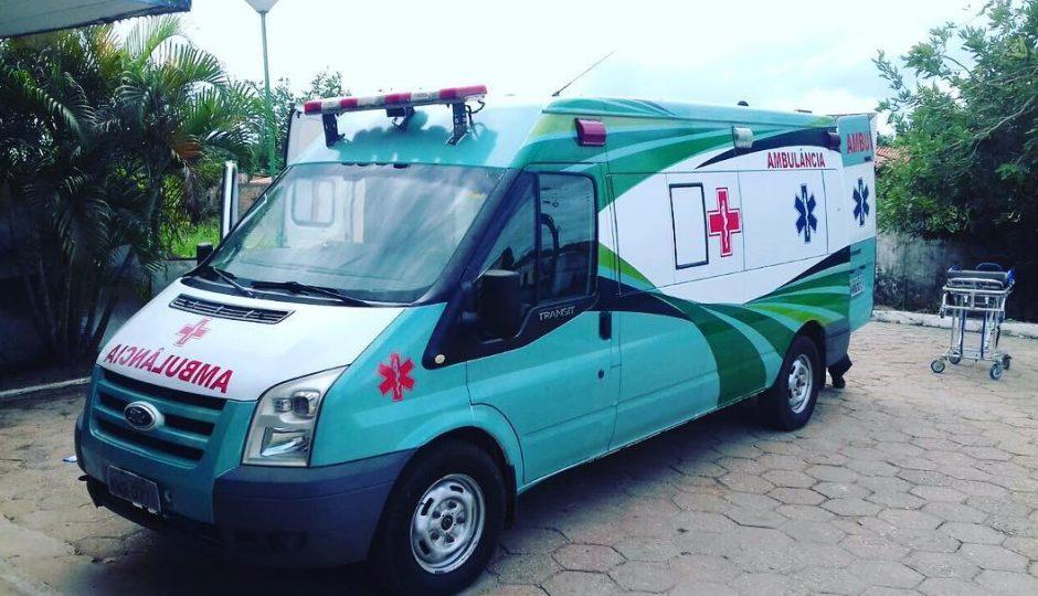 Pinheiro: Hospital Antenor Abreu ganha mais uma ambulância