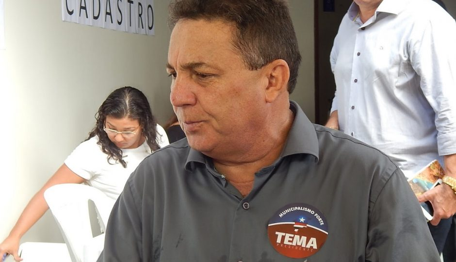 Tema vai a Brasília cobrar cumprimento de acordo do governo federal