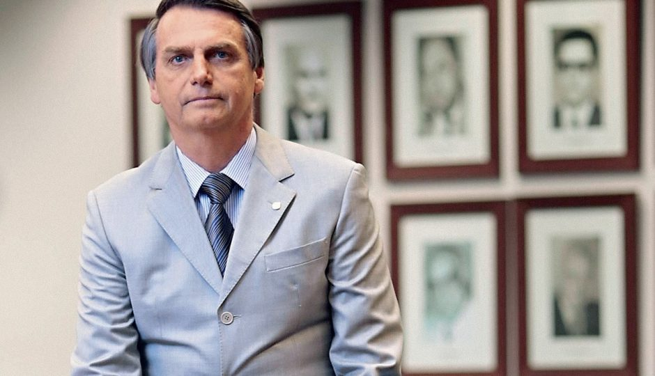 Bolsonaro disputará a Presidência pelo partido de Marreca e Jota Pinto